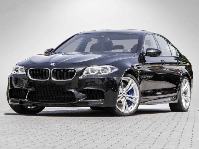 BMW M5 4,4 aut. 4d - 5.440 kr.