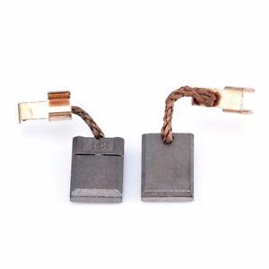 1 Paire Brosses Carbone Outil Électrique 13.5 3 10mm Pour Makita Cb440 Cb448