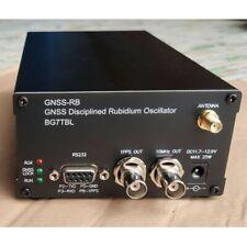 Gnss Rb Gps Gnss Disciplined Rubidium Oscillator Bg7tbl Atomic Clock Standard