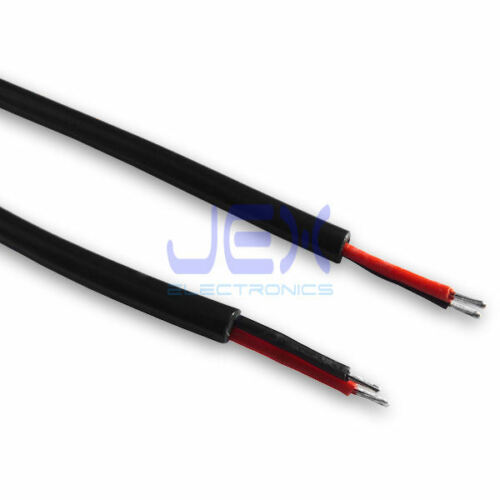 Waterproof Locking 2.1mm X 5.5mm DC Power Cable Male and Female Connector DIY