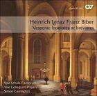 Biber: Vesperae longiores ac breviores (CD, Mar-2011, Carus)