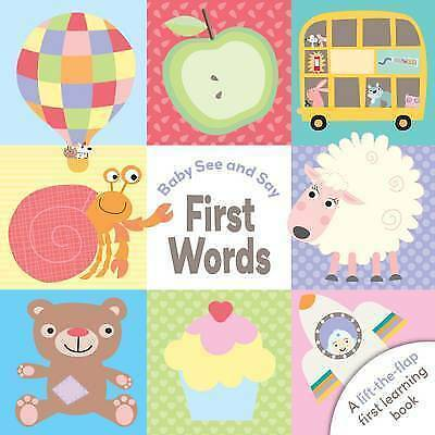 Baby See and Say First Words (Baby See & Say) by Autumn Publishing, Acceptable B