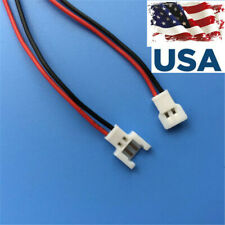 20 Pairs Losi Micro Connector 2.0 2 Pin Male Female With Wire