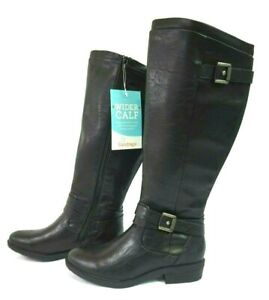 9e9cc3f3640b NIB Bare Traps Women s Black Yalina 2 Riding Boots 5.5