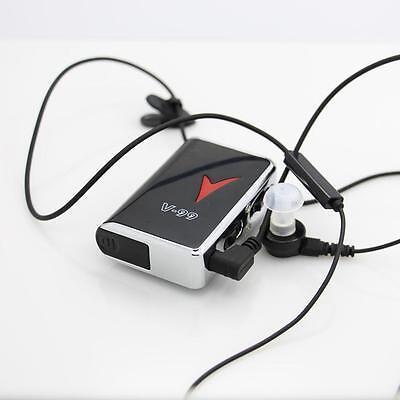 AXON V-99 Digital Hearing Aid Acousticon Sound Amplifier Pocket Hearing Aids