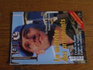 $$$ Revue Terre Magazine N°123 Maitrise Armementsfinulmitrovicakurdes