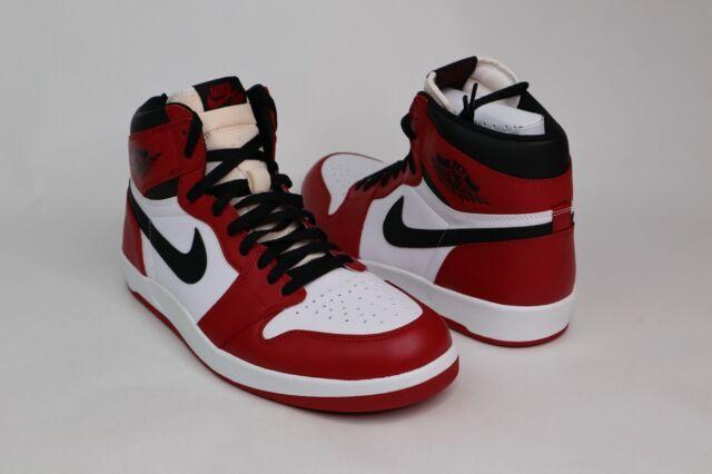 reputable site 0801e 2d485 Air Jordan 1.5 'Chicago' High Retro Red White Black 768861-601 Men SZ 11