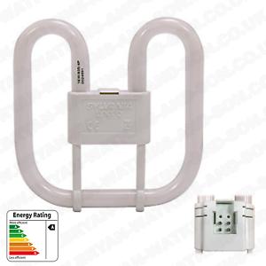 Energy Saving 2D 16w 4 Pin 10,000 hour Long Life Halogen Light Bulb Bathroom