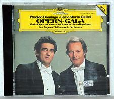 CD PLACIDO DOMINGO / Carlo Maria Giulini - Opern-Gala