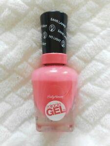 Sally-Hansen-miracle-Gel-210-Pretty-Piggy-rosa-pink-Schweinchen-neu-Nagellack