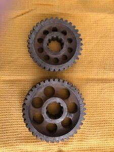 Casale Vdrive Gears suit 10deg Case - 15% overdrive