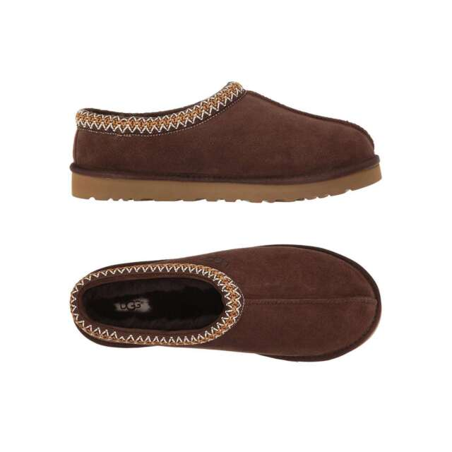 3b78e373494 UGG Australia 5950 Men Tasman Suede Leather Sheepskin SLIPPER ...