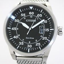 Citizen Sports ECO-DRIVE Solaruhr Herrenuhr 10 BAR WR Ref. AW1360-55E