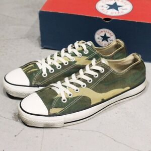fb7333e538e5 Vintage Rare 90s USA Converse All Star Sneaker size 8.5 From JAPAN ...