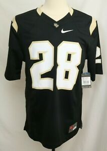 new style 449be 9b913 New University Of Central Florida Knights UCF Black Nike ...