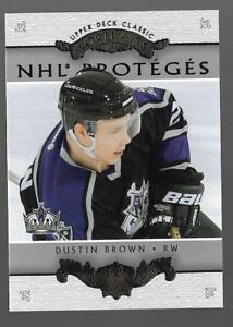 2003-04-UD-CLASSIC-PORTRAITS-NHL-039-PROTEGES-171-DUSTIN-BROWN-0875-1150-A4