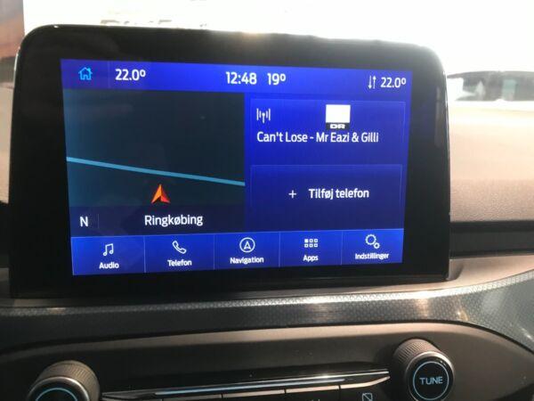 Ford Focus 1,0 EcoBoost mHEV Active stc. billede 7