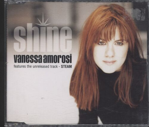 1 of 1 - Vanessa Amorosi - Shine CD (Single)
