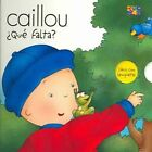 Que Falta? (What's Missing?) by Fabian Savary, Fabien Savary, Isabelle Vadeboncoeur (Board book, 2004)