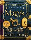 Septimus Heap, Book One: Magyk Special Edition by Angie Sage (Paperback / softback, 2013)