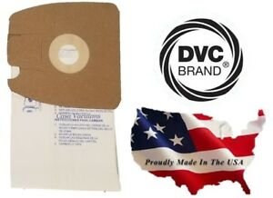 40 Vacuum Bags for Eureka MM & Sanitaire Mighty Mite MM MADE IN USA !!