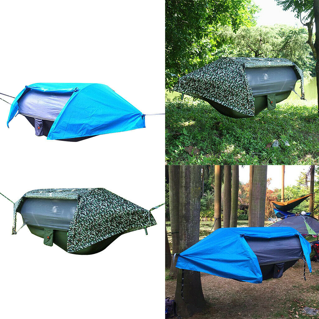 Oxford impermeabile Tenda Amaca Letto all'aperto paracadute Amaca con Bug Net
