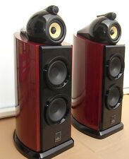 Mistral Sag-350 Mini 6 Ohms 80w X 2 HIFI Bookshelf Speaker (pair)