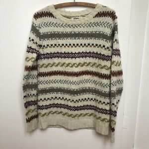 Details about Urban Outfitters Coincidence And Chance Striped Sweater XS