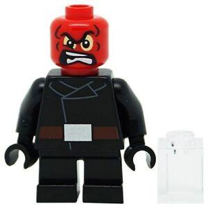 Genuine-Lego-Marvel-RED-SKULL-Short-Legs-Minifigure-SPLIT-from-76065-Mighty