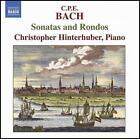 C.P.E. Bach: Sonatas and Rondos (CD, Jan-2006, Naxos (Distributor))