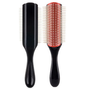 1pc Flat Roll Comb Curly Hair Style Comb Hair Brush Barber Tool Hairstyle Comb Ebay