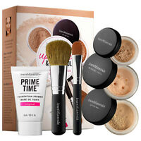 Bareminerals Up Close & Beautiful 30 Day Complexion Starter Kit Pick Shade