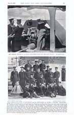 1896 Hms Warspite Gun Drill Officers Rear-admiral Buckle Sick Bay