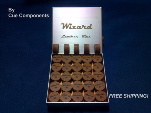 Wizard Cue Tips Medium Cue Repair X 25