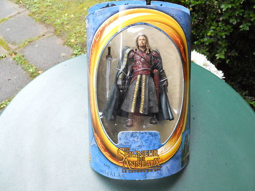 LORD OF THE RINGS LORD OF THE RINGS   EOMER   MINT IN BOX