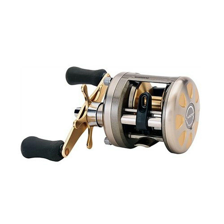 Shimano Cardiff 301A Lefthand Multiplier Baitcast Fishing Reel, CDF301A