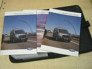 FORD  TRANSIT  HANDBOOK OWNERS MANUAL WALLET 20132016 blank service book REFM26 - Bury St. Edmunds, United Kingdom - FORD  TRANSIT  HANDBOOK OWNERS MANUAL WALLET 20132016 blank service book REFM26 - Bury St. Edmunds, United Kingdom