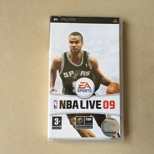 NBA-LIVE-09-PSP