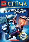Lego Legends of Chima: Beware of the Wolves (Chapter Book #2) by Greg Farshtey (Paperback / softback, 2013)