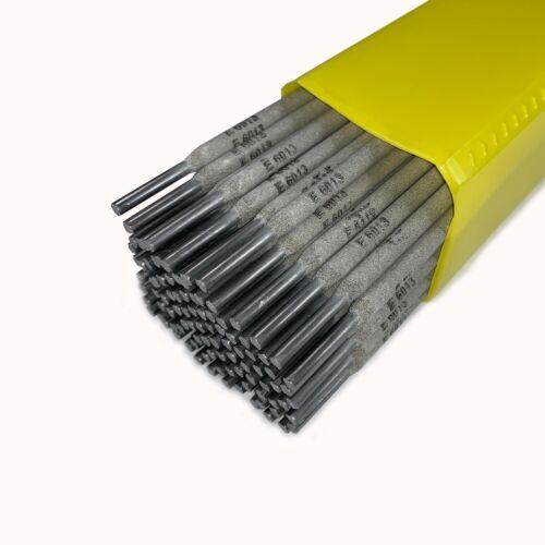 """10 lb x 6-pk E6013 5//32/"""" Premium Arc Welding Rods Carbon Steel Electrode 60 lb"""
