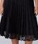 Lane-Bryant-Velvet-Pleated-Midi-Dress-Womens-Plus-20-22-Black-Lace-Skirt-2x-3x thumbnail 3