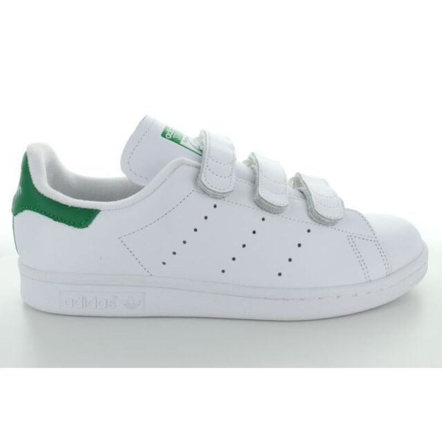 5144e3f4de18 adidas Originals Stan Smith CF Shoes Trainers White S75187 US 10 for ...