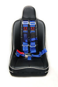 Cipher Auto Racing Harness -Blue 5 Point 3