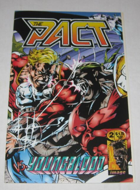 PACT, THE  (1994) #2 Image Comics VF/NM