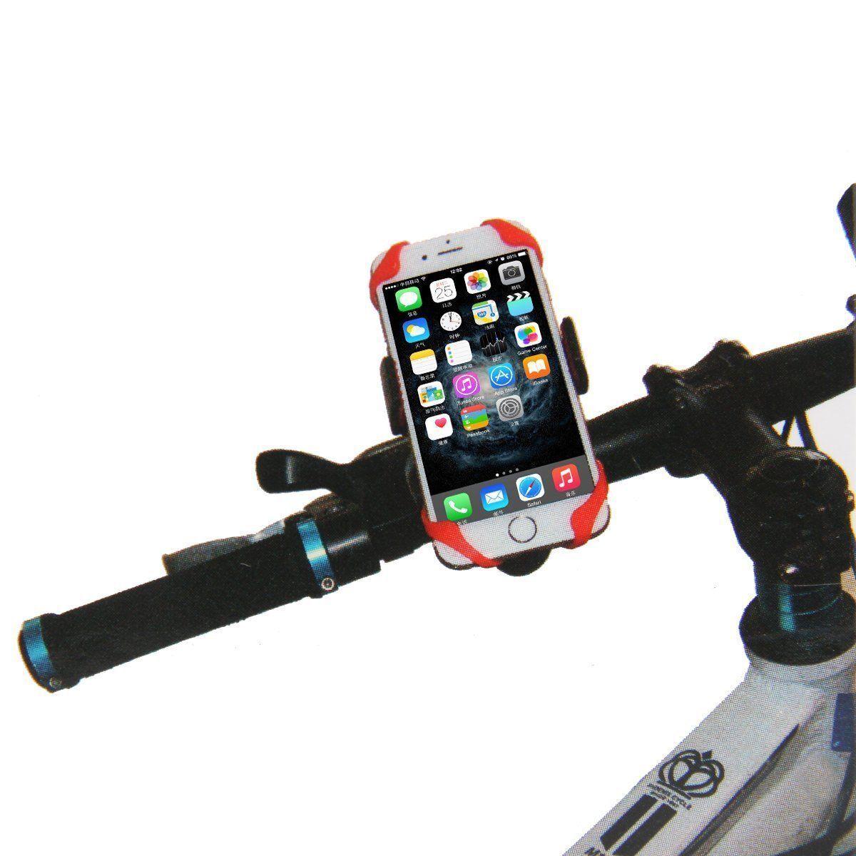 Universal Einstellbare Motorrad Handyhalter Fahrrad Kopf