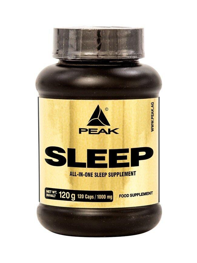 Peak Sleep Kapseln 360 Kapseln Sleep EUR 16.58/100 g dreifache Menge 374039