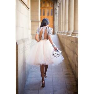 Sweet-Style-Tutu-Skirt-Princess-Women-Petticoat-Tulle-Long-Dress-Layered-Dress