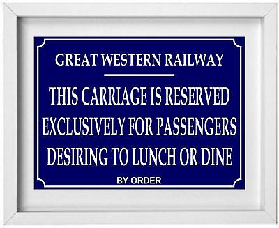 British Railway Station Sign Picture | Toilet Bathroom Picture | 10 x 8 |  NP243 | eBay