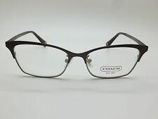 8d56b0e239 item 1 NEW Authentic COACH HC 5041 Terri 9143 Satin Brown Sand 53mm RX  Eyeglasses -NEW Authentic COACH HC 5041 Terri 9143 Satin Brown Sand 53mm RX  ...