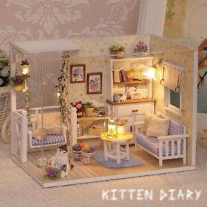 MagiDeal-1-24-DIY-Miniature-Dollhouse-Diorama-Living-Room-with-Furniture